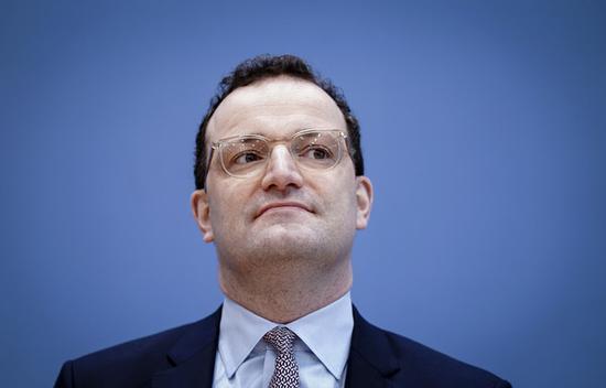 德国卫生部长表示要未雨绸缪。(美联社)