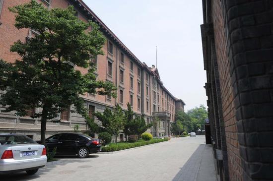 北京大学红楼(资料图)