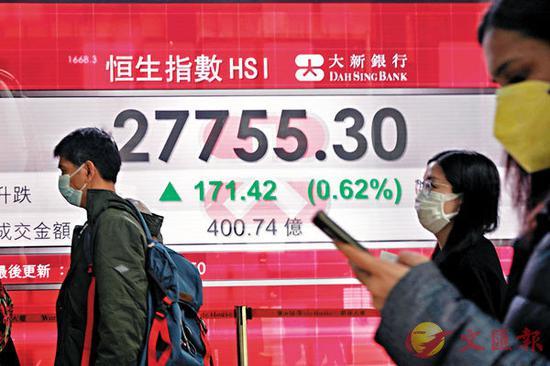 体品股逆市上升特步国际走高近4%361度涨约3%