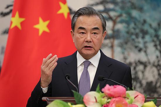 王毅开启对日韩访问:两大背景和双边关系