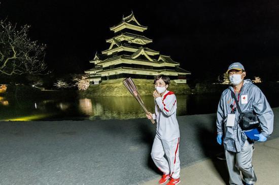 日本又一地区拟取消公共街道火炬传递