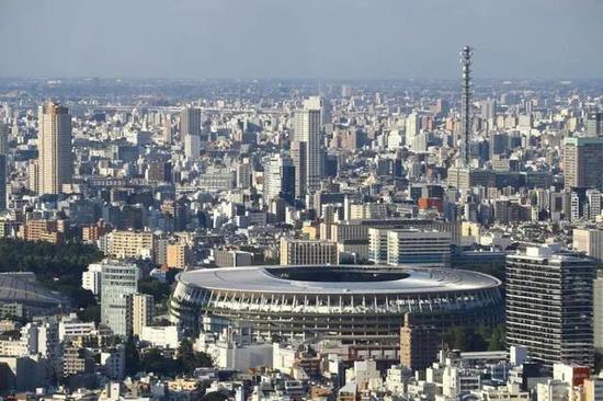 2020东京奥运会开幕式体育场