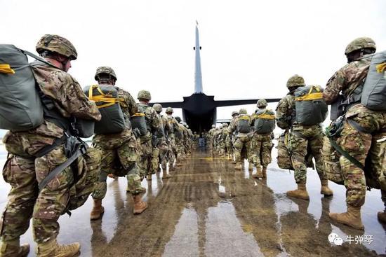 美军撤离阿富汗资料图