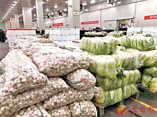 中企带头出钱出力助港抗疫 华润增粮油米面储备量