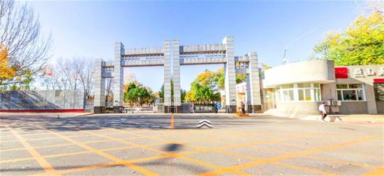 燕山大学(图片来源:燕山大学官网)