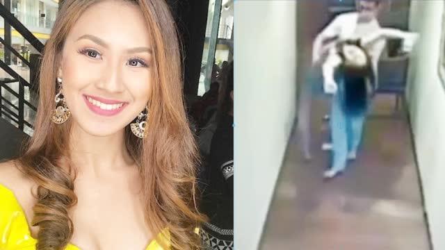 监控曝光!菲律宾空姐遭11名同伴性侵后惨死浴缸 嫌疑人被释放