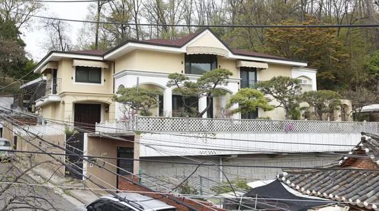 朴槿惠的私人住宅
