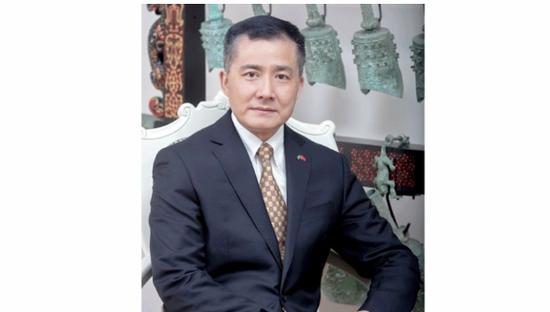中国驻波黑大使季平