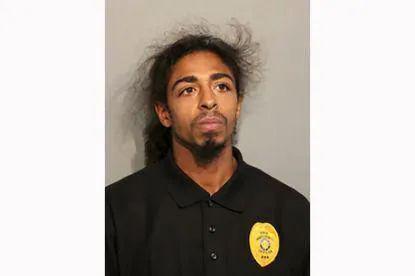 芝加哥警方公布的南登格尔照片 来源 | CBS视频截图