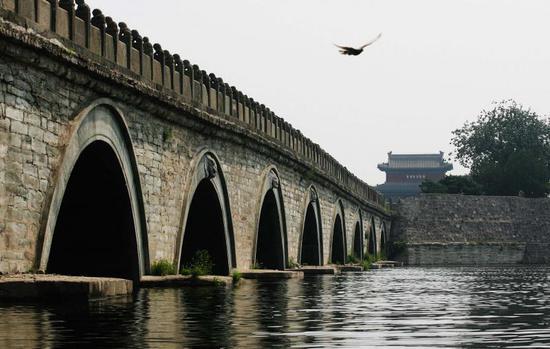 全国重点文物保护单位卢沟桥(资料图)