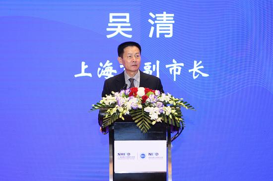 吴清:金融开放11条给上海建国际金融中心带来新机遇