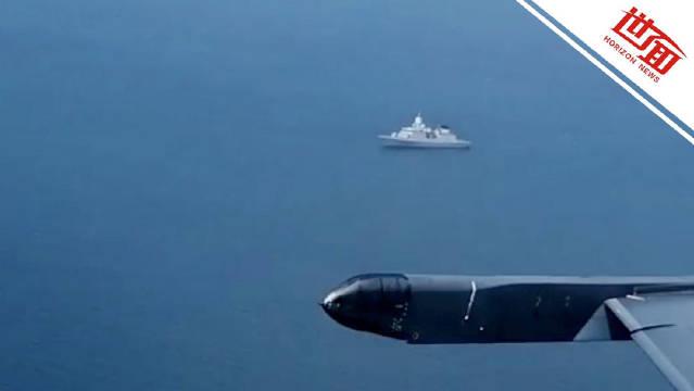 荷兰军舰公海航行被指改变航向 俄罗斯出动战机高空驱赶