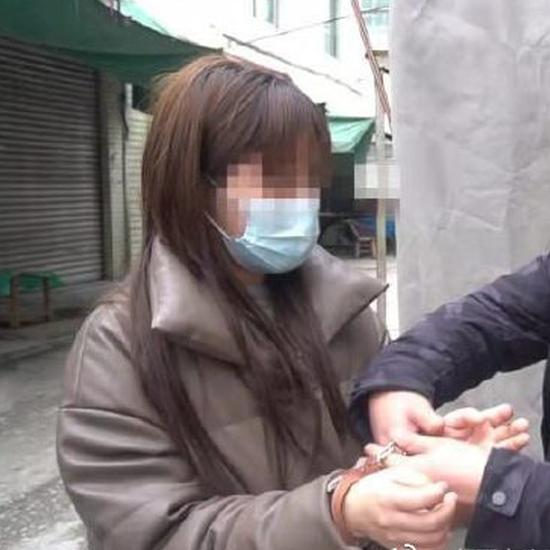 郭美美售有毒减肥药又被抓 曾借商演从事性交易
