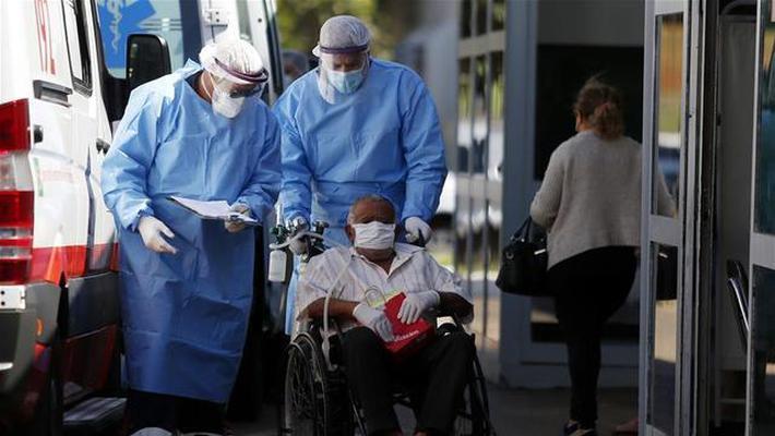 巴西累计新冠确诊病例超过61万