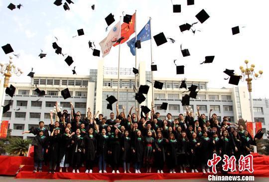"""考研成功率达75% 内蒙古一高校入学低分班逆袭成""""网红"""""""