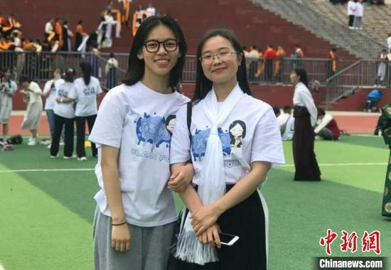四川甘孜涉藏地区教育结硕果 藏族女孩被北大录取