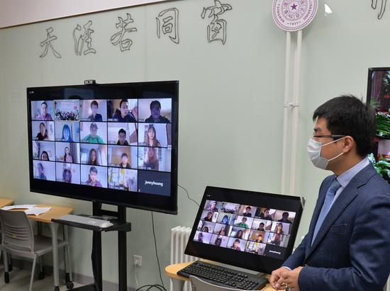 资料图 记者 王海欣 摄