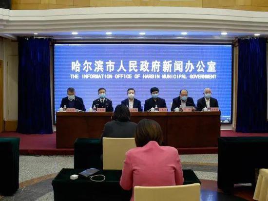 黑龙江哈尔滨市宣布原定开学时间向后推迟