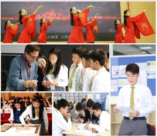 择校直通车:邂逅一所优秀的上海民办宏文国际学校