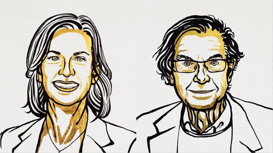 当红诺奖物理和有机化学获得者在科学研究哪些?看她们写的科普类