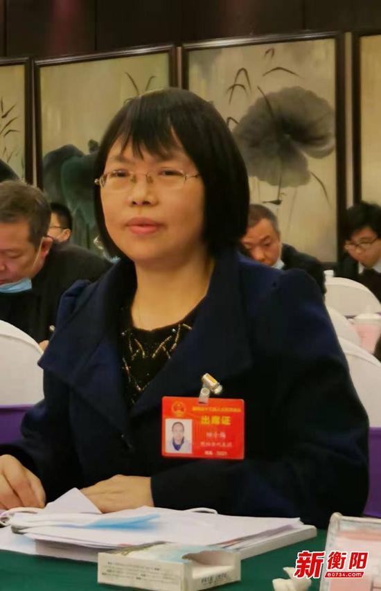 田小梅 本文图片均来自中国衡阳新闻网