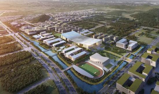 中法航空大学预计9月底在杭州开工建设
