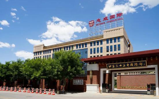 择校直通车:邂逅北京市第三十五中学国际部