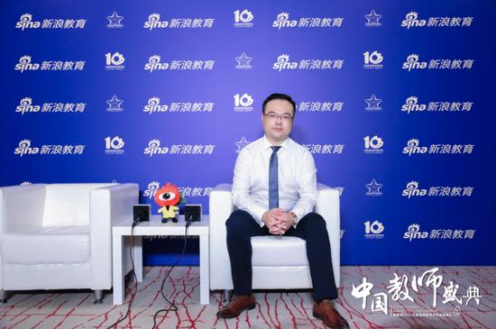 """金吉列黄帅:深耕留学21年用诚信与专业铸就""""金""""字品牌"""