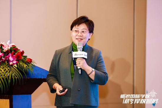 致知学校校长张晔:国际教育要培养孩子的全球胜任力