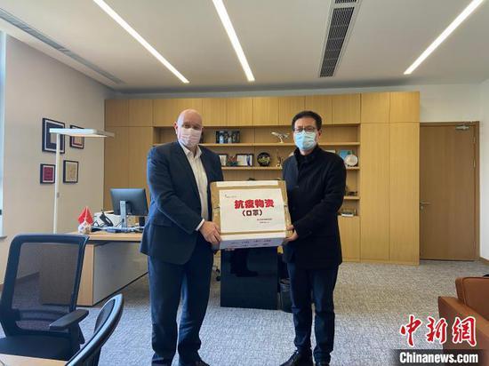 宁波诺丁汉大学战疫记:外国留学生庆幸留在中国学校