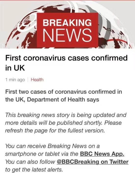各国对新冠病毒疫情采取措施 留学生受到哪些影响?