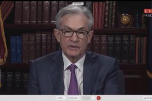 鲍威尔谈央行数字货币:对美国来说 做对比做第一更重要