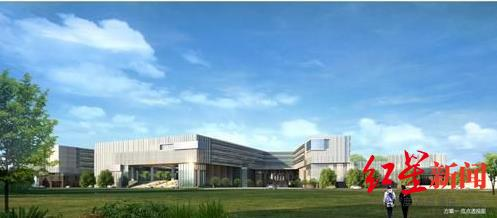 武汉光电国家研究中心光电信息大楼 图据华科大官网