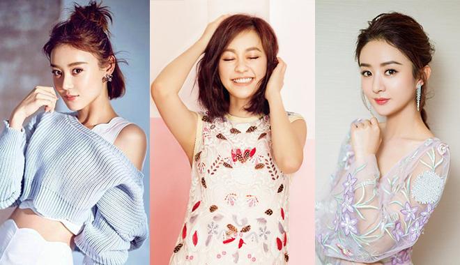 娱乐圈十大健身女神,赵丽颖排第四,第一竟是她!