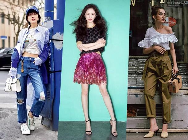 如何挑选一条时尚又舒适的阔腿裤?