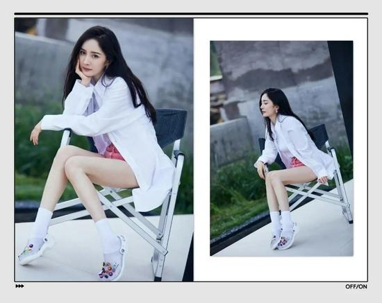 一件普通白衬衫解锁秋季时髦穿搭公式,让你从此路人变女神