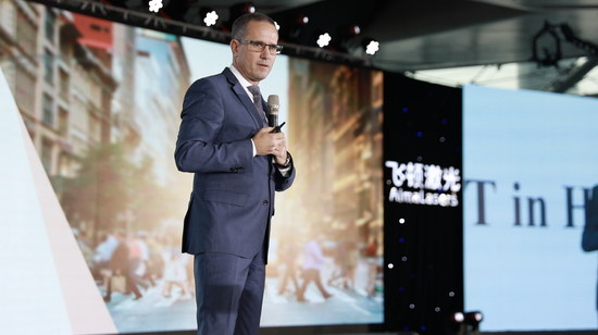 以色列未來全球CEO Lior Dayan