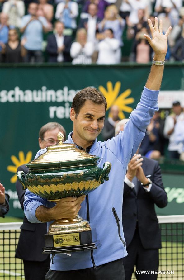 Federer Gerry Weber