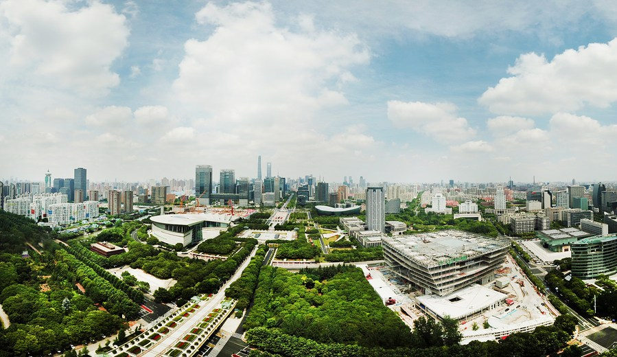 New Shanghai Pudong cluster unveiled to draw international economic entities