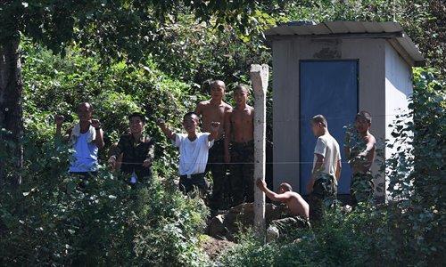 NK test scares Chinese border towns - China News - SINA English