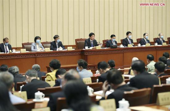 China's top legislature prepares for annual session ...