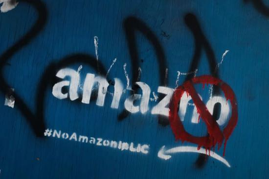 Amazon drops New York headquarters plan amid protests
