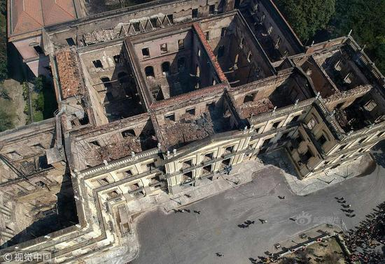 Losses from Brazil's museum fire incalculable - Life & Culture News