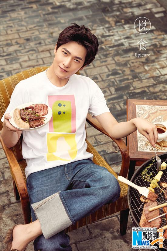 Actor Yang Yang Covers Fashion Magazine Entertainment News Sina English