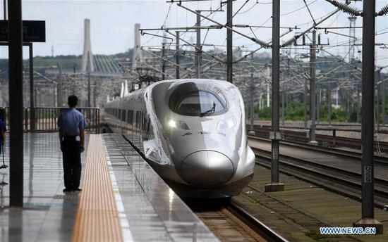 train wuhan beijing