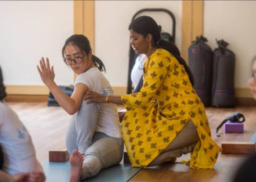 Feature When Yoga Becomes An Ambassador For China India 抓站 News Sina English