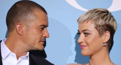 Katy Perry and Orlando Bloom engaged on Valentine's Day