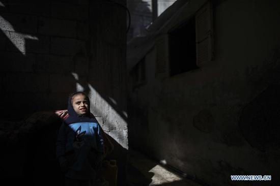 Gaza refugees worried over fate of UN's Palestinian refugee
