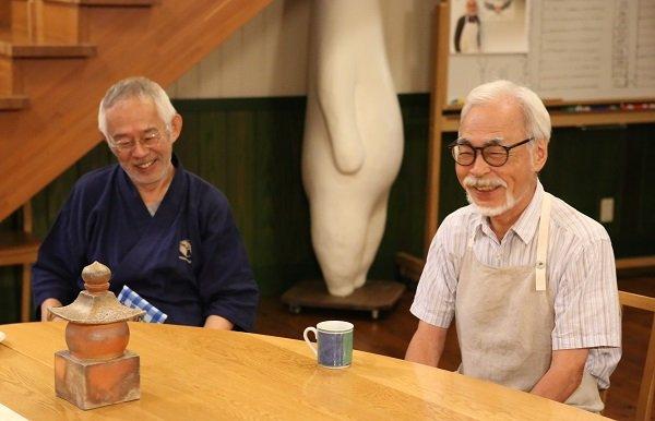 组图:宫崎骏获得日本第38届川喜多奖 黑泽明等都曾获得此奖项