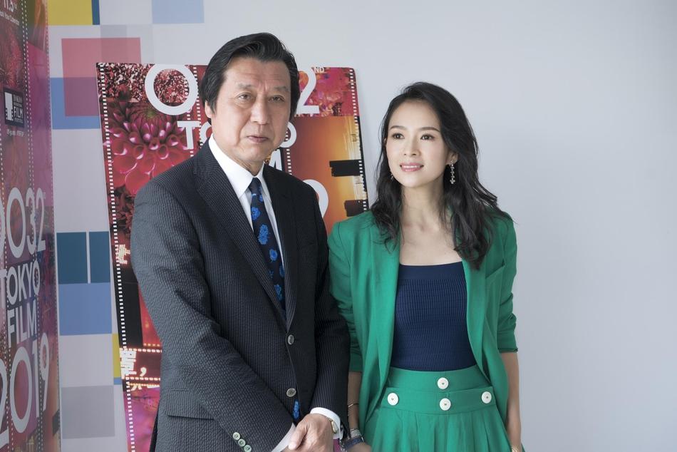 章子怡是第四位出任东京电影节的中国评委主席